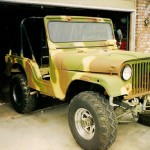 Kaiser Willys Jeep of the Week: 106