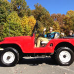 """The Family's """"Red Jeep"""""""