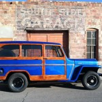 """Our """"Willy"""" Restored From Rust to Shine"""