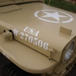 My Civilian Willys CJ-3A Militarized into an M38