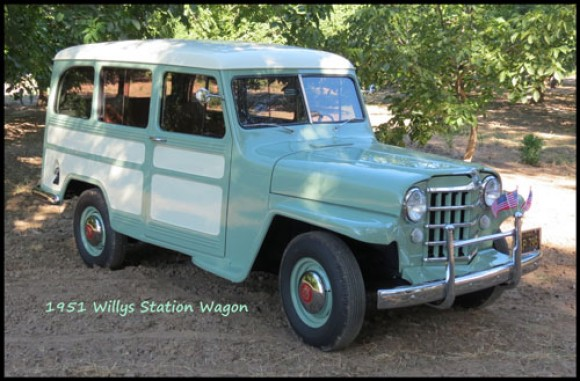 The Restoration Of My Willys Station Wagon    Kaiser