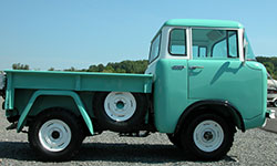 Dave Brudy 1957 Willys FC-150