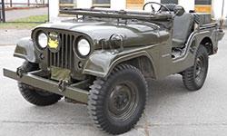 Gabriel Chiodi 1962 Willys M38A1