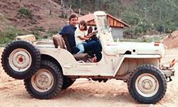 Roberto Silveira 1951 Willys M38