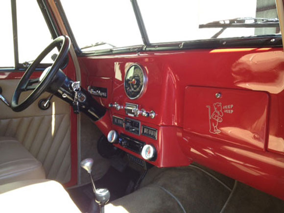 My First Willys Station Wagon Build Kaiser Willys Jeep Blog