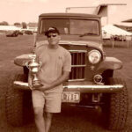 My First Willys Station Wagon Build