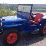 In a Willys Jeep, Faster Ain't Always Better
