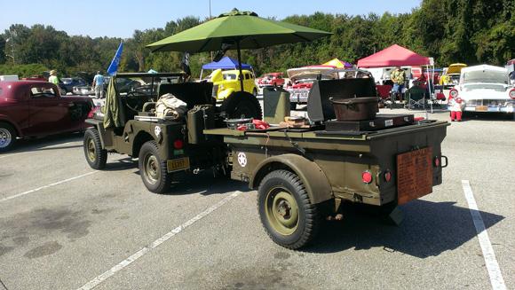 Kenny Hughes' 1946 Willys CJ-2A