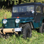 Nothing Hampers a Willys Jeep Restoration Forever