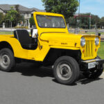 Kaiser Willys Jeep of the Week: 158