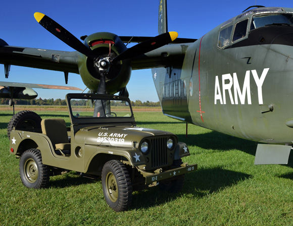 Nathaniel Loyer's 1955 Willys M38A1