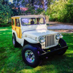 "CJ-3A ""Willys Woody"" – A Labor of Love"