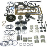 Willys Jeep Parts Q&A: 4-134 F Complete Engine Rebuild Kit