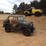 The Willys Jeep Fever is a Family Affair