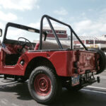 A Very Lucky Willys Jeep Prize