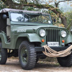 Beautiful Restoration of an M606A2 Jeep in South Africa