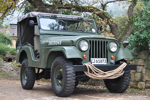Johan Bellardi's 1967 M606A2