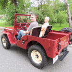 Winning Hand Took All – Family Willys CJ-2A