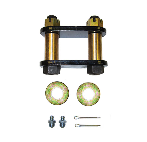 Willys Jeep Parts Q Amp A Heavy Duty Leaf Spring Shackle Kit