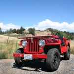 """My Lil' Buddy"" – Brian Liesberg's Willys CJ-3A"