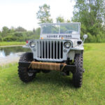 My Willys Jeep Reunites Old Friends