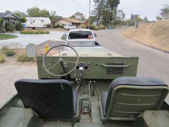 Chris Centeno's 1953 Willys M38A1