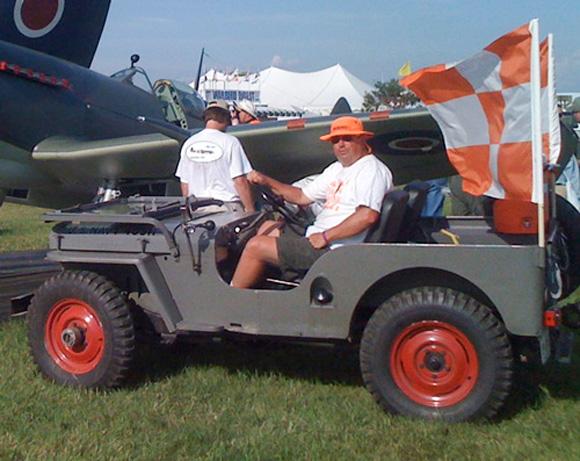 Bill Foraker's 1951 Willys CJ-3A