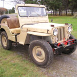 Kaiser Willys Jeep of the Week: 205