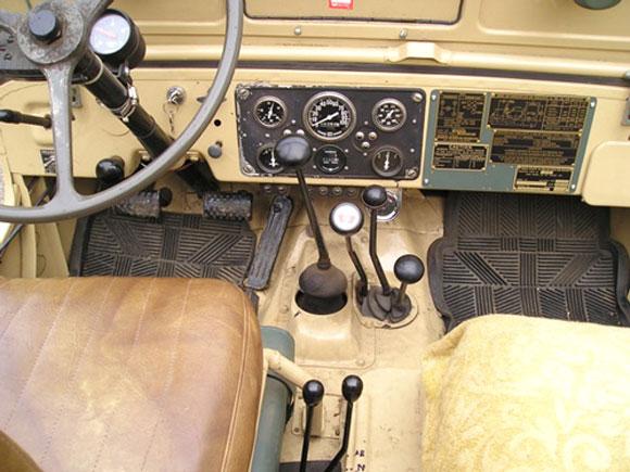 Gaétan J. Gagnon's 1951 Willys M38