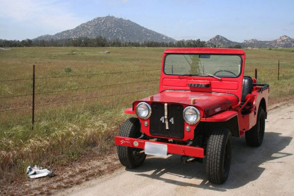 Brian Liesberg's Willys 1950 CJ-3A