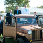 Don't be in a Hurry, Enjoy the Ride in a Willys Truck