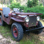Waking my Willys CJ-3A Up from a 30 Year Slumber