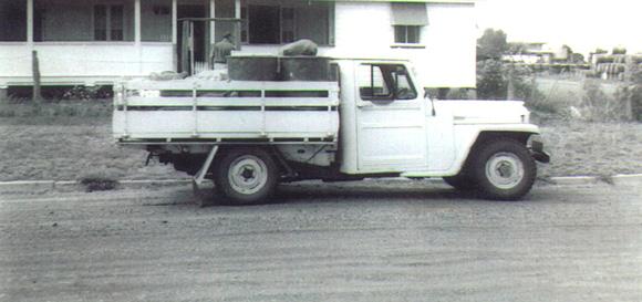 Vaughn Becker's 1960 Willys 6-226 Truck