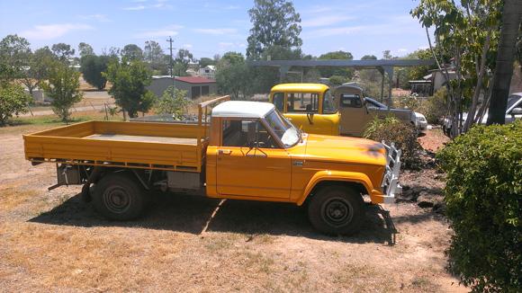 Vaughn Becker's 1984 Jeep J20