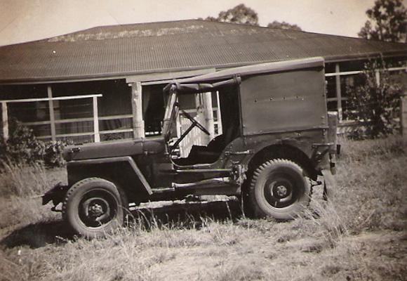 Vaughn Becker's Ford GPW