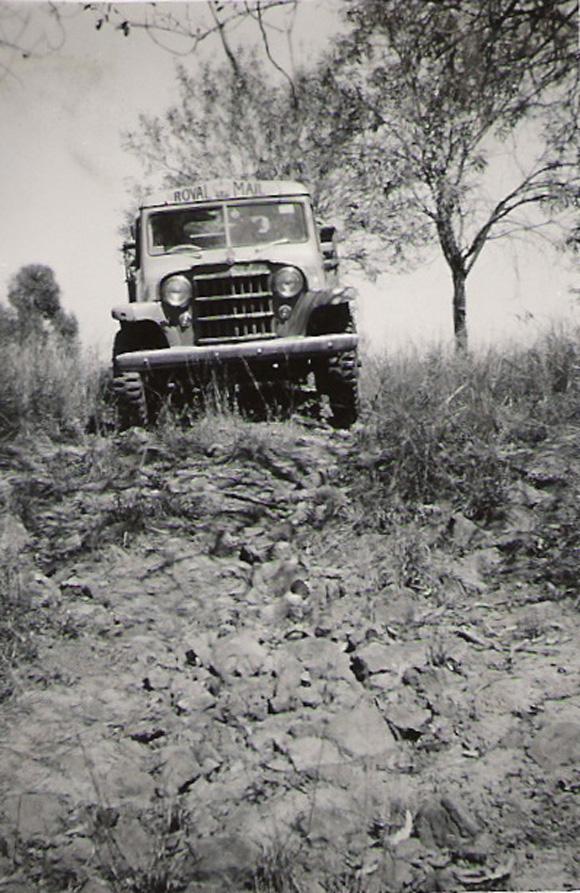 Rough Roads in Queensland, Australia