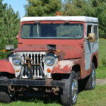 The Time Old Classic Story – A Boy and his CJ-5 Jeep