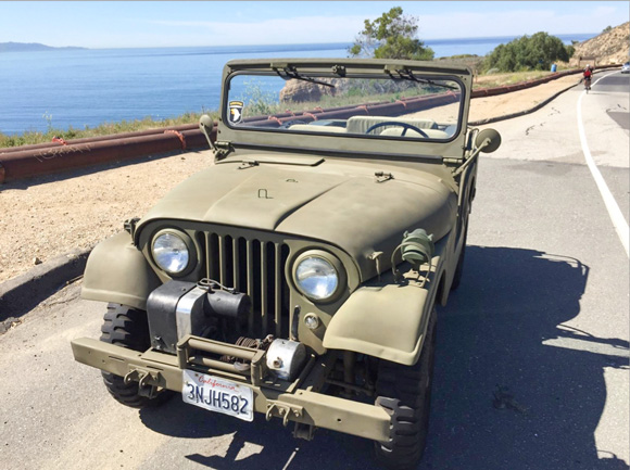 Leo Roa's 1962 Willys CJ-5