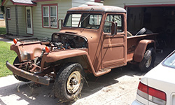 Rick Storts - 1957 Willys Truck