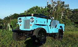 Gaver Rios - 1954 Willys CJ-3B