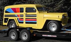 Greg Quinlan - 1950 Willys Wagon