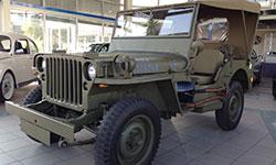 Hermann Hampe - 1943 Willys MB