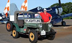 Jerry ONeill - 1945 Willys CJ-2A