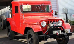 Ken and Pam Laird - 1964 CJ-5