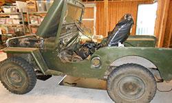 Mark Davies - 1950 Willys M38