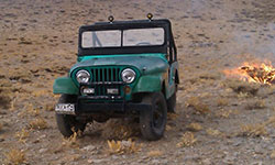 Pouria Kazemi - CJ-5