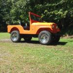My CJ-5 Jeep Barn Find – Clarence