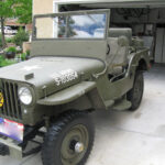 1948 Willys CJ-2A – The Perfect Hunting Jeep