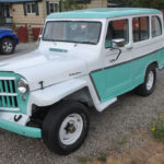 Kaiser Willys Jeep of the Week: 240