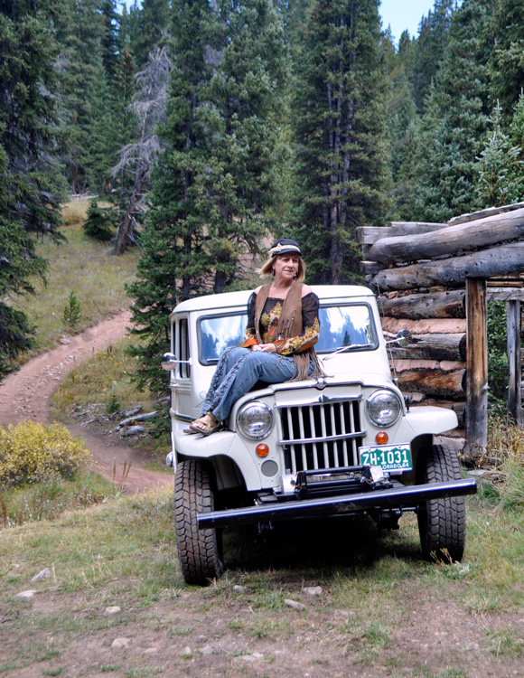 """Our Willys Wagon """"Eugene"""" – A Special Piece of History"""